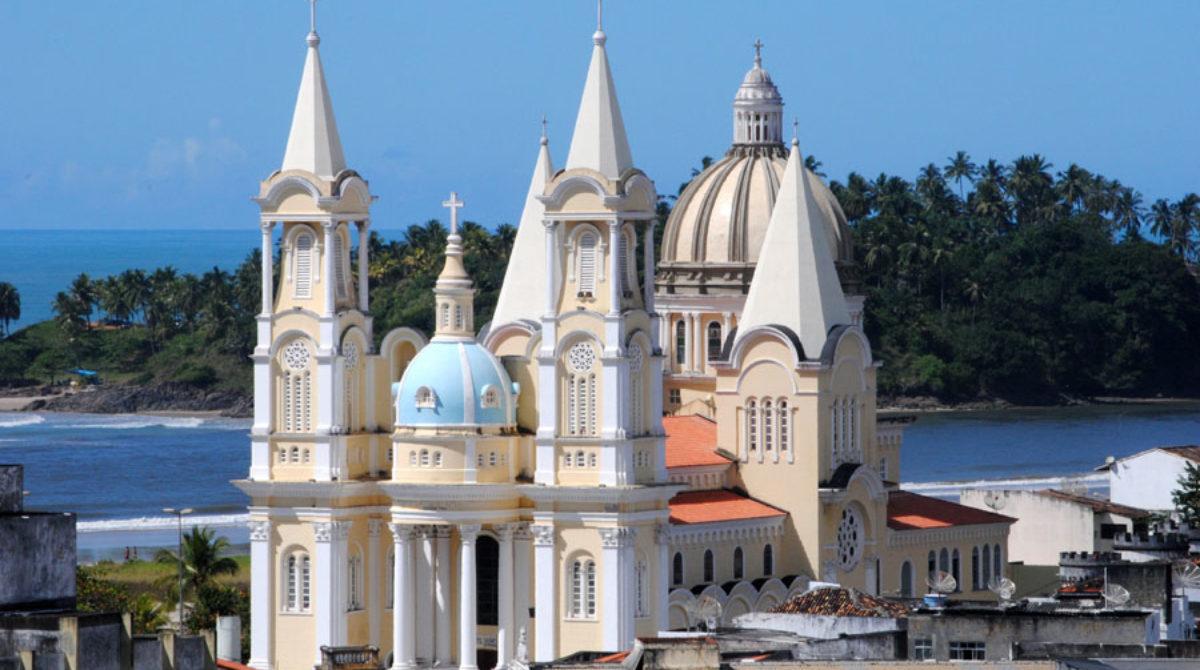 City tour Histórico (saídas de Ilhéus e Resort Canabrava)