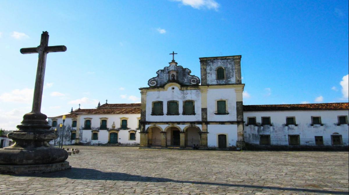 Passeio Cidades Históricas (saídas de Aracaju e Hotel Makai)