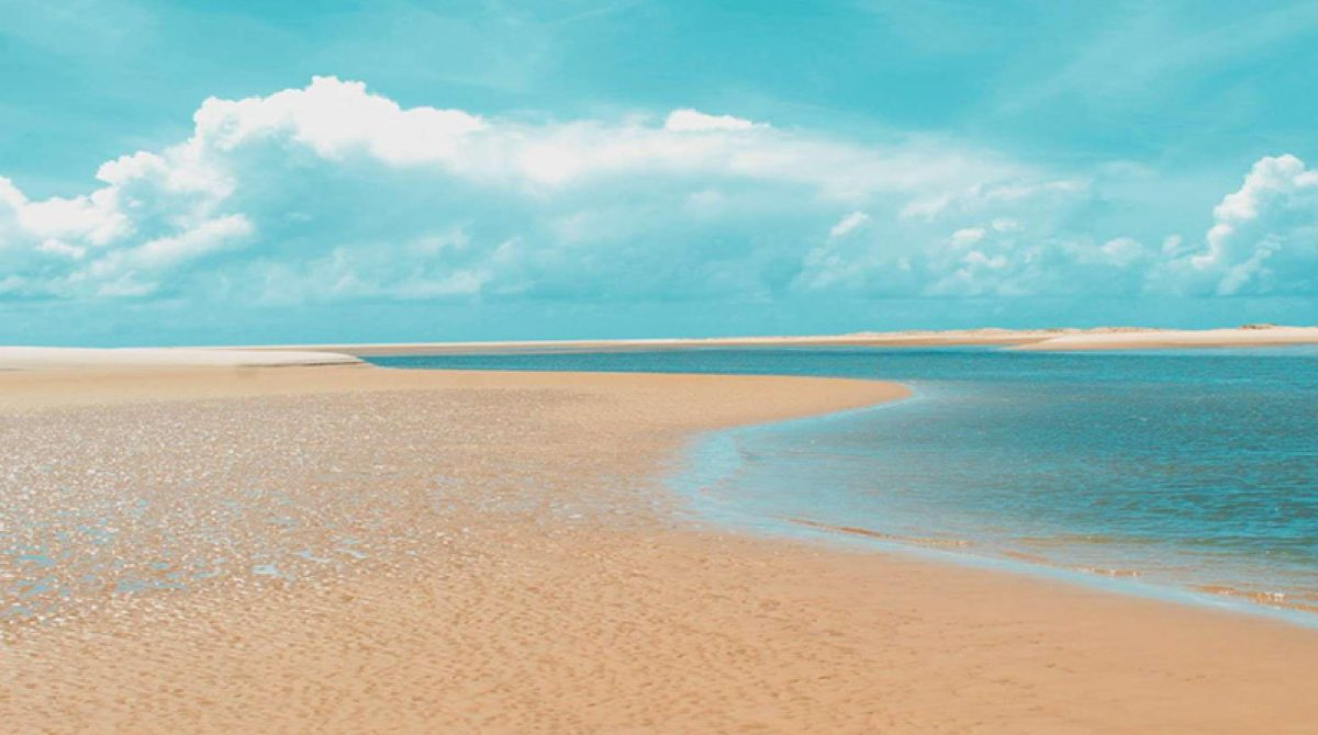 Passeio Praia do Saco (saídas de Aracaju e Hotel Makai)